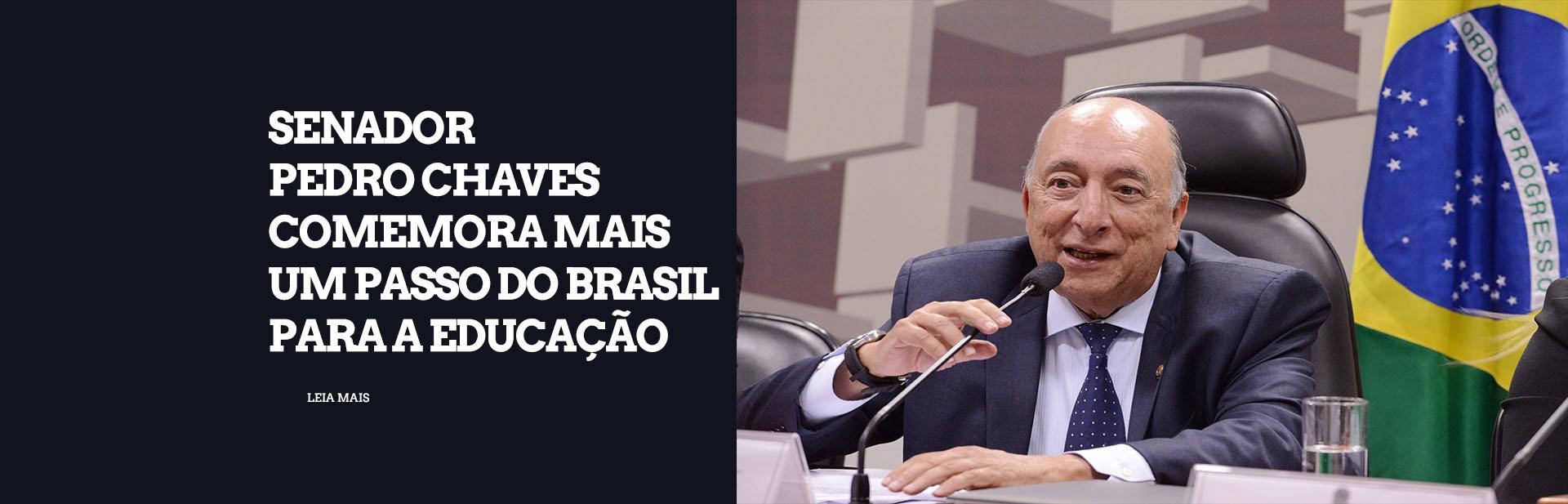 Relator da Reforma do Ensino Médio comemora mais um passo do Brasil para