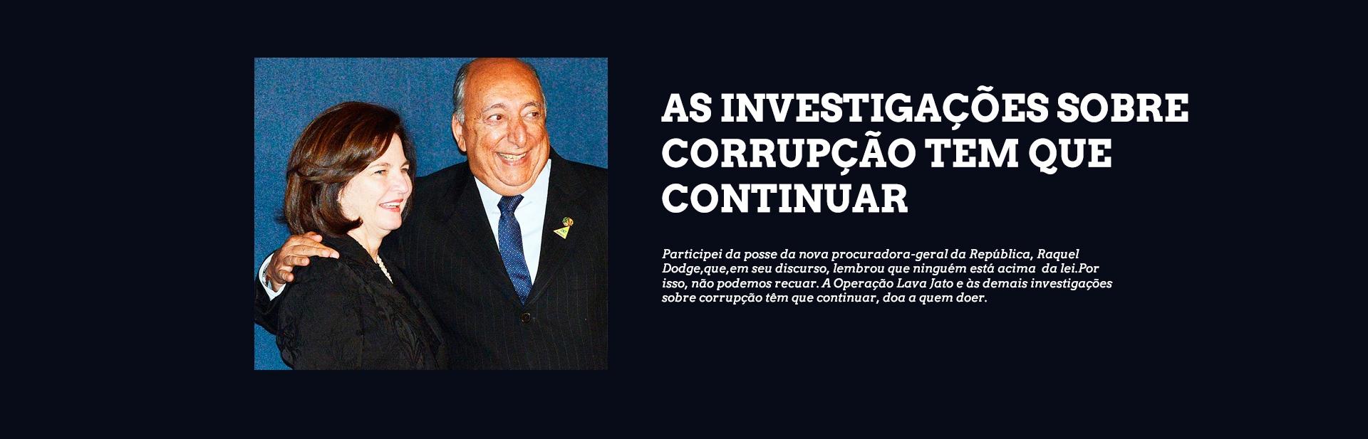 Combate a Corrupção